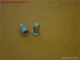 六角法兰盖型螺母 m6*14