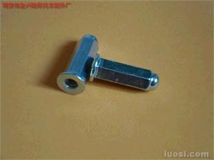 一体式螺母  六角法兰盖型螺母  6*30