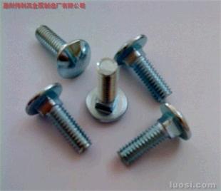 螺栓─马车螺栓:5/16-18*25.4