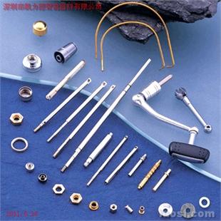 深圳凯力德-自动车床件加工-螺母-螺钉-螺丝-螺柱-螺杆-数控车床件-弹簧-通用五金加工