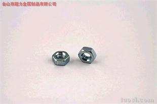M4 六角螺母 GB/T 6170-2000