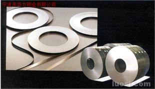 SUS301高硬度不锈钢带,301高弹性不锈钢带,高弹簧不锈钢带