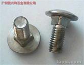 不锈钢马车螺栓/方颈螺栓