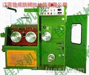 江苏佳成机械铜包钢线拉丝机
