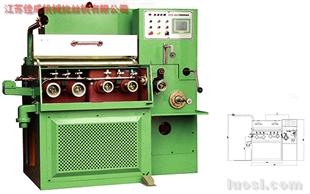 江苏佳成机械不锈钢丝拉丝机