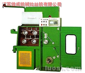 江苏佳成机械铜包铝线拉丝机
