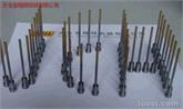 供应:打不锈钢铆钉钢与钨钢焊接镀钛冲棒