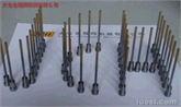 供应:铆钉通孔钢与钨钢焊接进口钨钢冲棒