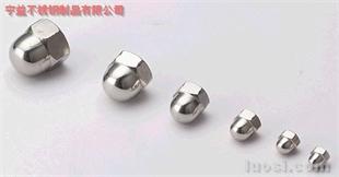 不锈钢盖型螺帽,DIN1587