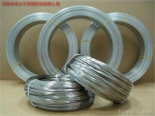 SUS201、302、304、316不锈钢中硬线