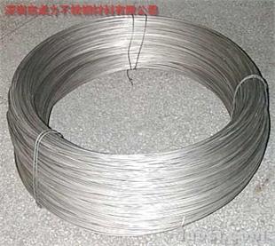 SUS304L、316L不锈钢中硬线