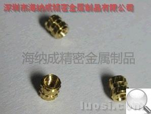 深圳厂家现货直供M1.4*2.3*1.8热熔螺母