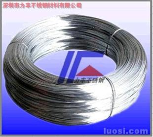 供应304不锈钢线 直径0.08mm不锈钢线 301,008mm不锈钢线,