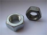 供应:六角细牙螺母GB6171-8淬黑M6*0.75-M36*2.0