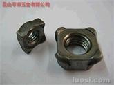供应:DIN928∕GB13680四方点焊螺母M5-M12