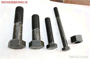 钢结构外六角螺栓/螺母