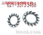 供应:DIN6798外锯齿锁紧垫圈