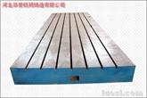 铸铁平板,铸铁平台,刮研平板,检测平板