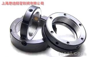 台湾YINSH锁紧螺母 台湾盈锡YSR径向锁紧螺帽螺母 台湾YINSH螺母