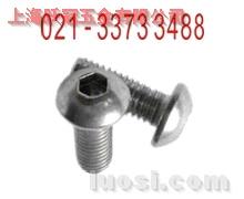 ISO7380内六角盘头螺钉