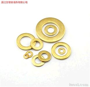 铜垫圈DIN 125