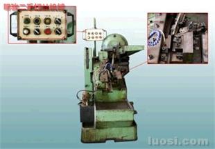 台湾震旺004搓牙机,可制长度40mm
