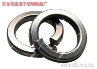 加厚型弹簧垫圈ASME B18.21.1-1999|加宽型弹簧垫圈 ASME B18.21.1-1999|
