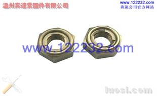 1型全金属六角锁紧螺母
