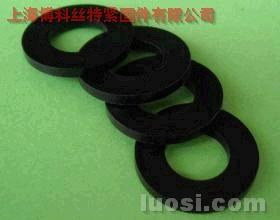 尼龙黑色 塑胶平垫圈