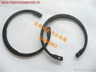 DIN472-B 德标孔用加强型挡圈 卡簧