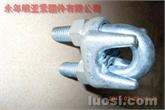 M12玛钢保质钢丝绳卡头