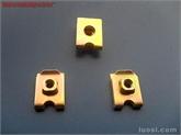 供应:瑞安利鹏生产高品质簧片螺母,板簧螺母,金属卡扣