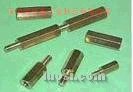 供应内牙铜柱,铜螺母,铜柱,铜车件: