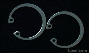 304孔用弹性挡圈,日本不锈钢弹簧钢挡圈,SUS304不锈钢弹性挡圈