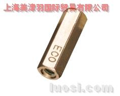 环保黄铜隔离柱