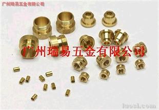 铜镶嵌螺母