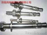不锈钢膨胀螺栓 螺栓式安卡锚栓