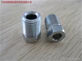 专业生产M10外螺纹油管接头