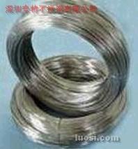 山东不锈钢线,304不锈钢半硬线,不锈钢螺丝线