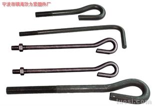 普碳钢地脚螺栓