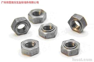 四方、六角焊接螺母M4--M10