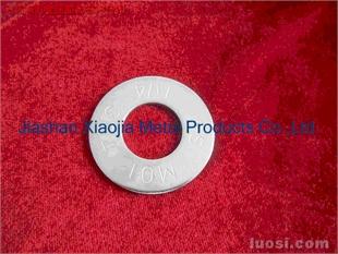 不锈钢平垫 DIN 126 / DIN 1052 / DIN 1440