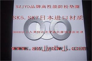 【新品上市】DIN25201双叠自锁垫圈M36