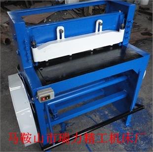 Q11-2*600简易电动剪板机