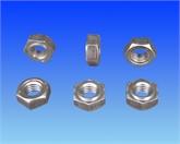 供应:DIN929/GB13681六角点焊螺母