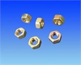 供应:DIN934六角螺母