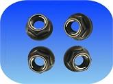 供应:法兰金属自锁螺母