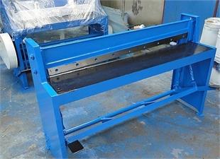 小型脚踏剪板机Q11-1*1000型号