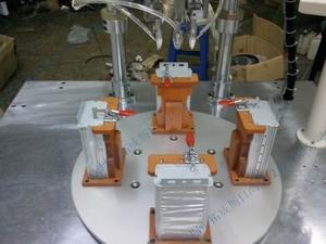 天津多轴全自动打螺丝机(转盘式)