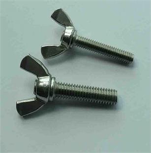 304不锈钢蝶形螺栓, DIN316, 蝶形螺栓, 全系列大量库存